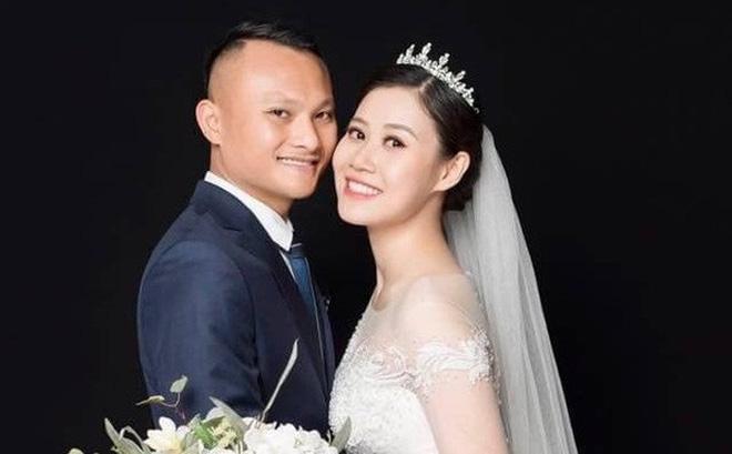 Vợ Trọng Hoàng: Yêu chồng vì tính thật thà, khiêm tốn-1