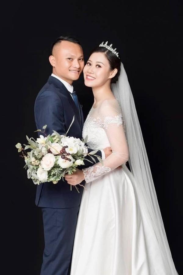 Vợ Trọng Hoàng: Yêu chồng vì tính thật thà, khiêm tốn-4
