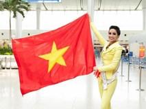 H'Hen Niê hát 'Như có Bác Hồ' mừng tuyển Việt Nam vào tứ kết Asian Cup