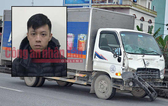 Tai nạn 8 người chết: Tài xế xe tải trình diện, có dấu hiệu dùng ma túy-1
