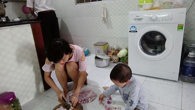 Dạy con làm việc nhà, nhận tiền chia vào các lọ, mẹ 8X dạy con bài học đắt giá về quản lý tài chính-7