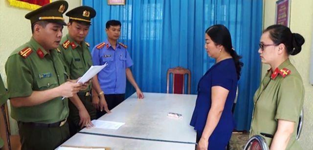 Đã xác định các thí sinh bị sửa điểm trong gian lận thi cử ở Sơn La-1