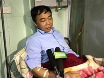Phó trưởng CA xã thoát nạn vụ 8 người tử vong: 'Khi tỉnh dậy tôi cứ ngỡ mình chết rồi'