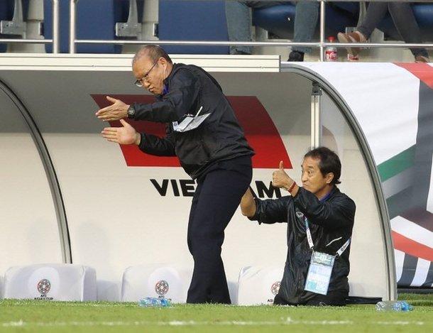 Tuyển Việt Nam đấu Nhật Bản: Mơ đi, vì ông Park quá tài!-1
