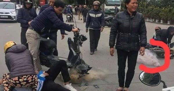 Công an Thanh Hóa bác thông tin quăng lưới khiến học sinh bị thương-1