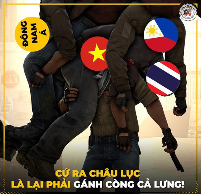 Thái Lan bị loại, Việt Nam phải gánh cả Đông Nam Á-1