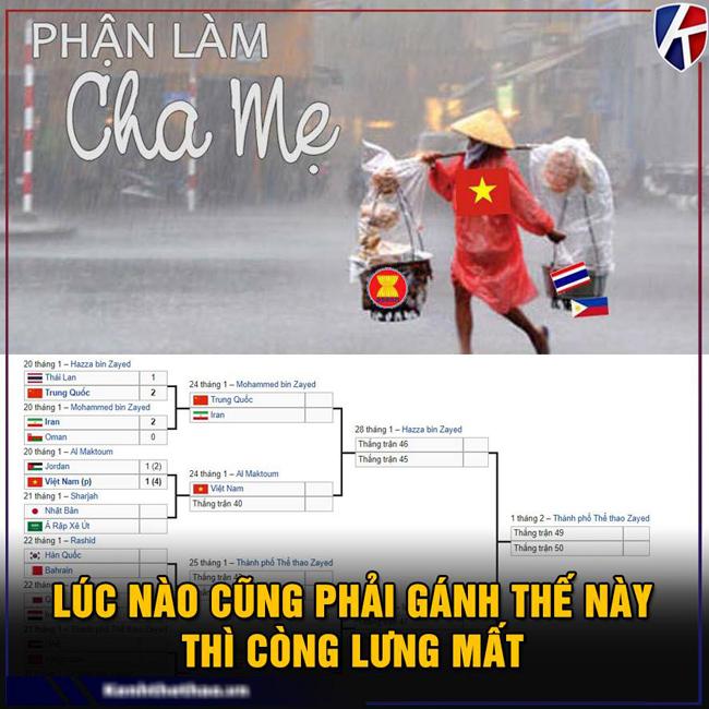 Thái Lan bị loại, Việt Nam phải gánh cả Đông Nam Á-2