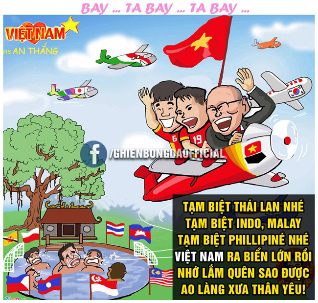 Thái Lan bị loại, Việt Nam phải gánh cả Đông Nam Á-4