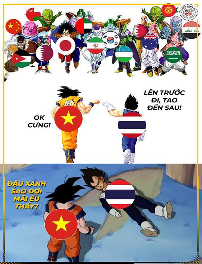 Thái Lan bị loại, Việt Nam phải gánh cả Đông Nam Á-6