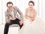 NSND Trung Hiếu tổ chức đám cưới với vợ trẻ kém 19 tuổi ở Thái Bình, bất ngờ nói điều này khiến cả hội trường thích thú-10