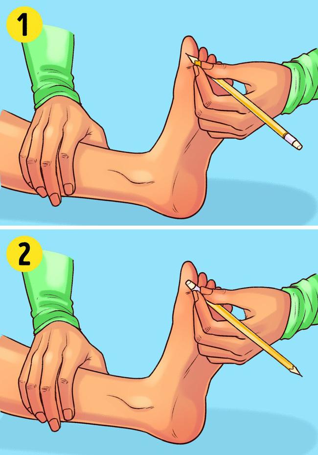 Bài kiểm tra sức khỏe đơn giản bạn có thể tự làm tại nhà để biết mình có bị 9 bệnh này hay không-6