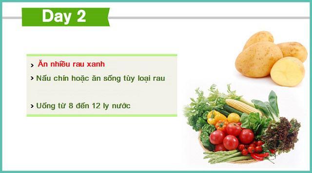 2 thực đơn giảm cân hiệu quả tức thì 8kg trong 7 ngày-2