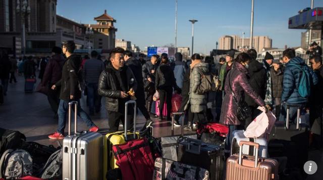 Người dân TQ chuẩn bị cuộc di cư lớn nhất hành tinh, 3 tỷ lượt đi lại trong 40 ngày-1