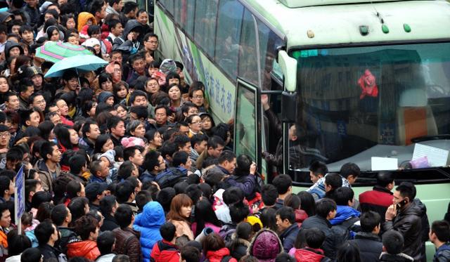 Người dân TQ chuẩn bị cuộc di cư lớn nhất hành tinh, 3 tỷ lượt đi lại trong 40 ngày-6