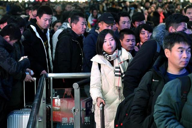Người dân TQ chuẩn bị cuộc di cư lớn nhất hành tinh, 3 tỷ lượt đi lại trong 40 ngày-5