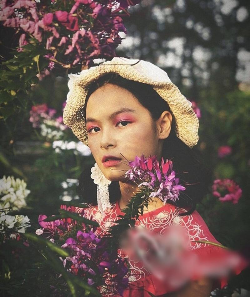 Con gái MC Phan Anh mới thực sự là cực phẩm: Hot face, thần thái chuẩn người mẫu-1