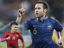 Quang Hải nhận tin nhắn chúc mừng đặc biệt từ ngôi sao bóng đá Pháp gốc Việt từng là Á quân Châu Âu