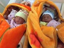 Sinh thường khi mang thai đôi, người mẹ mãi mãi ra đi mà chưa kịp nhìn mặt 2 con