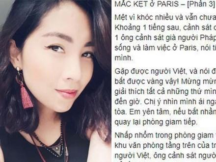 Bộ Ngoại giao thông tin chính thức vụ công dân Việt Nam