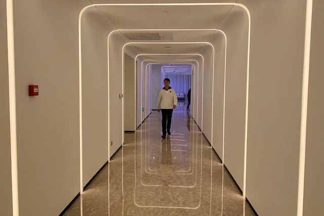 Bên trong khách sạn công nghệ được điều hành bởi robot của Alibaba-2