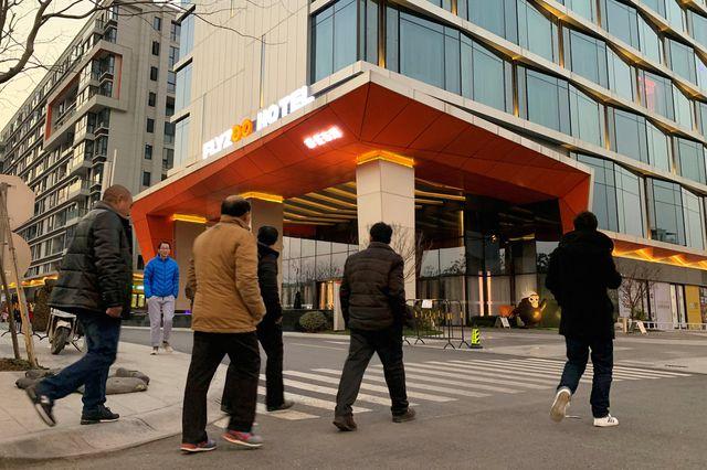 Bên trong khách sạn công nghệ được điều hành bởi robot của Alibaba-1