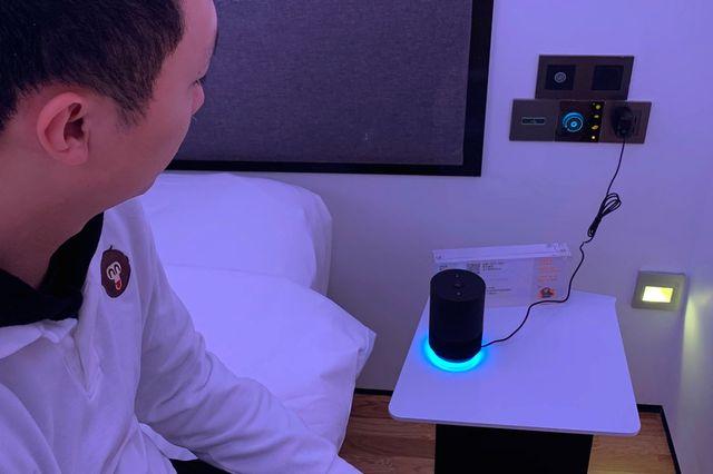 Bên trong khách sạn công nghệ được điều hành bởi robot của Alibaba-6