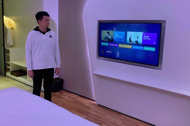 Bên trong khách sạn công nghệ được điều hành bởi robot của Alibaba-5