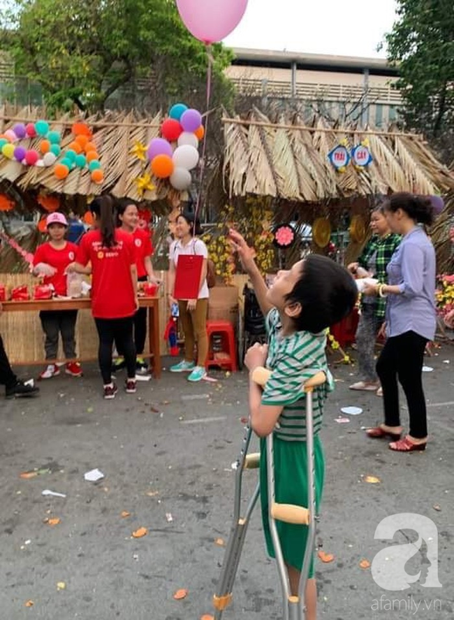 """Những em bé ung thư đi hội chợ, chơi Tết trong… bệnh viện: Con ước cả thế giới không còn bệnh nữa""""-12"""