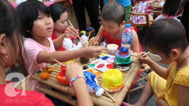 """Những em bé ung thư đi hội chợ, chơi Tết trong… bệnh viện: Con ước cả thế giới không còn bệnh nữa""""-6"""
