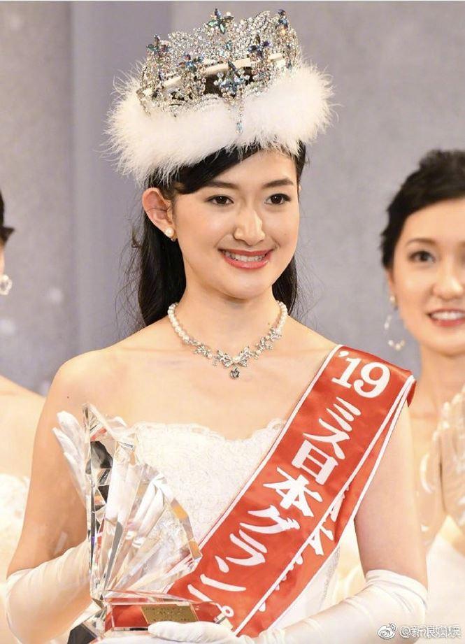 Nhan sắc gây tranh cãi của Hoa hậu Nhật Bản 2019-1