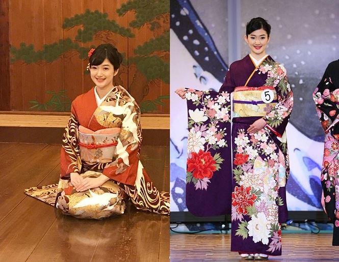 Nhan sắc gây tranh cãi của Hoa hậu Nhật Bản 2019-2