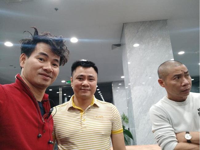 Xuân Bắc khoe ảnh đầu bù tóc rối cùng Vân Dung khi tập Táo Quân nhưng netizen lại rưng rưng xúc động-2
