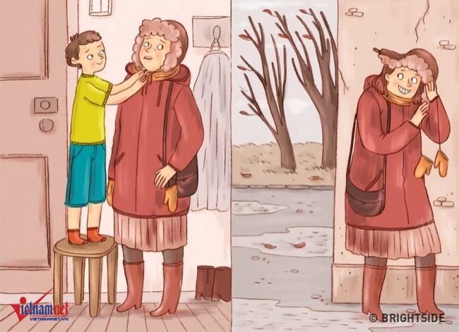 Những mẩu hội thoại đáng suy ngẫm khi con cái và cha mẹ hoán đổi vị trí-4