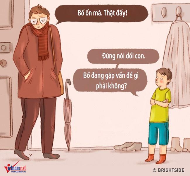 Những mẩu hội thoại đáng suy ngẫm khi con cái và cha mẹ hoán đổi vị trí-6