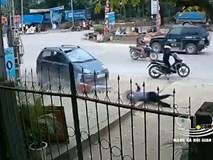 Clip: Vụ tai nạn nghiêm trọng ở Ba Vì khiến dân mạng xôn xao cuối tuần qua