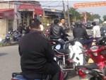 Vụ cướp ngân hàng ở Thái Bình: Camera ghi nhận nghi phạm đội mũ bảo hiểm, đeo khẩu trang-3