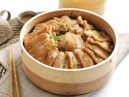 Chỉ 30 phút trong bếp tôi có ngay món thịt hấp ngon lành cho bữa tối