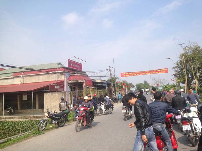 Vụ cướp ngân hàng ở Thái Bình: Camera ghi nhận nghi phạm đội mũ bảo hiểm, đeo khẩu trang-2