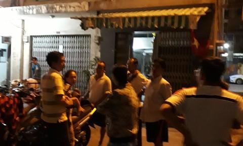 Chung cư ở trung tâm Sài Gòn nghiêng nghiêm trọng, khẩp cấp di dời dân trong đêm-5