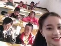 Nhiều đàn ông bị lừa tiền bởi hình ảnh cô giáo vùng cao xinh đẹp