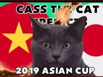 Việt Nam vs Nhật Bản: Mèo Cass dự đoán khó tin cho