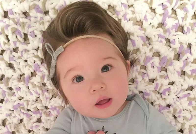 Mẹ bỉm sữa thả tim ầm ầm cho những bé sơ sinh uống sữa chỉ để nuôi tóc-6