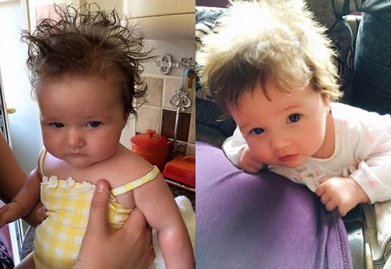 Mẹ bỉm sữa thả tim ầm ầm cho những bé sơ sinh uống sữa chỉ để nuôi tóc-8