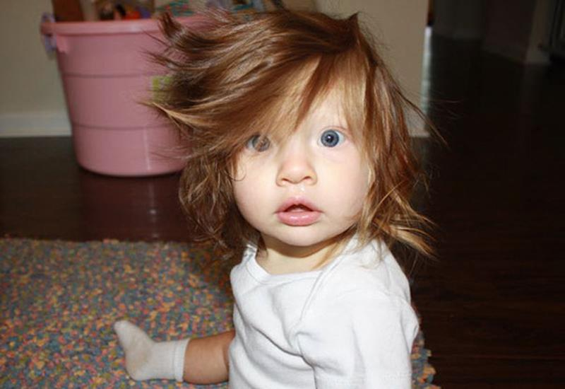 Mẹ bỉm sữa thả tim ầm ầm cho những bé sơ sinh uống sữa chỉ để nuôi tóc-11