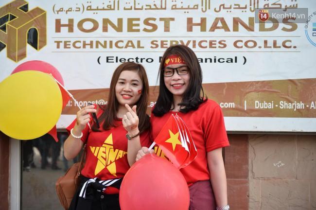 Tứ kết Việt Nam - Nhật Bản: CĐV tiếc nuối khi tuyển Việt Nam phải rời Asian Cup 2019-72
