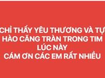 Thua Nhật Bản 1-0, người hâm mộ tuyển Việt Nam liên tiếp động viên:
