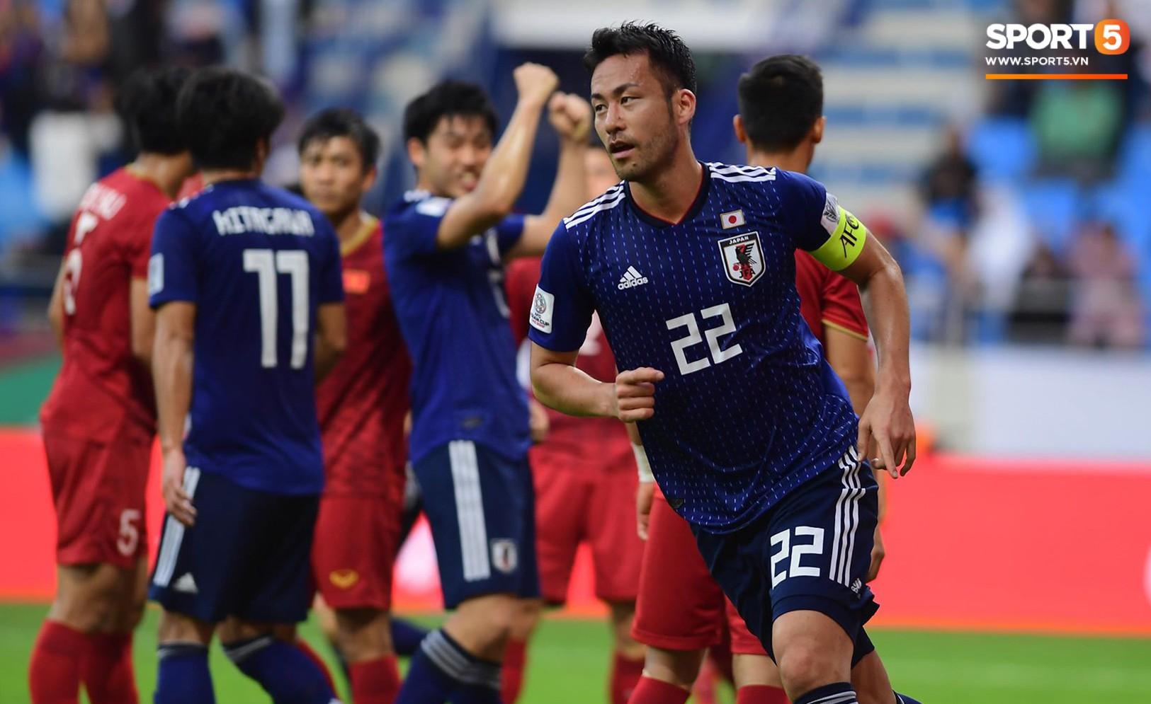 Đội trưởng tuyển Nhật Bản thừa nhận thắng may, chỉ trích các đồng đội sau trận đấu với Việt Nam-1