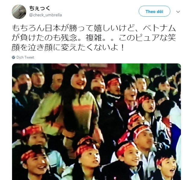 Tuyển Việt Nam gây bão trên cộng đồng Twitter Nhật Bản-2