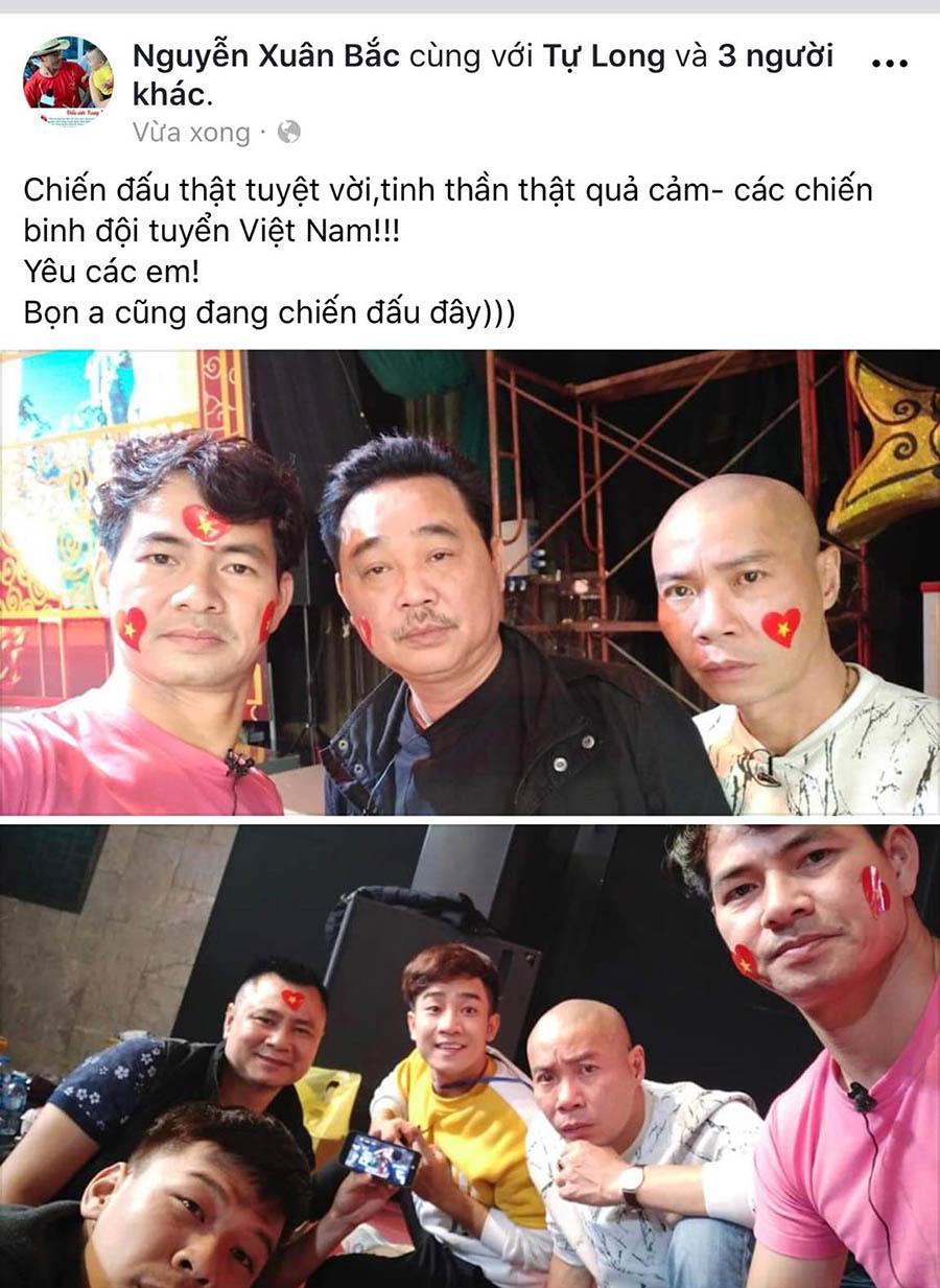 Xuân Bắc nể tinh thần quả cảm, MC Quang Minh bật khóc trước tinh thần chiến đấu của tuyển VN-2