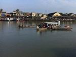 Vụ xe ô tô lao xuống sông: Tìm thấy thi thể người vợ-3